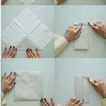 Servietten Falten Ideen für die beste Baby Shower #babyparty #napkinfolding #di...
