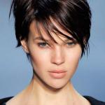 Short Straight Capless 100% Human Hair Wig