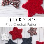 Simple Crochet Star Pattern