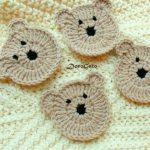 Simple crochet pattern,