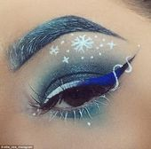 Sind das die festlichsten Augen-Make-up-Looks aller Zeiten?