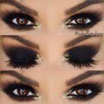 Smokey Eye Makeup Ideas 1435 #makeupideasforprom #Eyemakeup