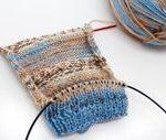 Socken stricken für Dummies - eine Anleitung inkl. Größentabelle,  #Anleitung #Dummies #eine ...