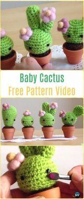 Spaß häkeln Amigurumi Pflanze kostenlose Muster  #,  #Amigurumi #häkeln #kostenlose #Muster #…