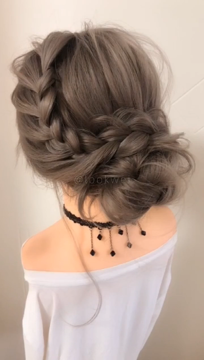 Spring hairstyle idea