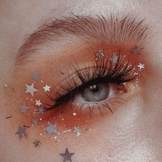 Stardust Glitter Makeup – #Star DustGlitterMakeup