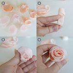Stoffblumen selber machen: 30 tolle Ideen und Anleitungen