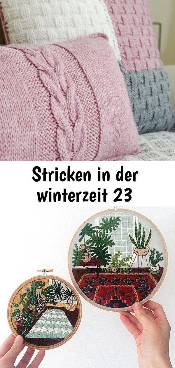 Stricken in der winterzeit 23