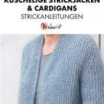 Strickjacken und Cardigans stricken