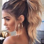 Stunning Ponytail Hairstyles To Try on Special Occasions in 2018 - Mary Haircuts