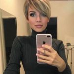 Stylish Pixie Haircut; mind-blowing short hairstyle; Short pixie haircuts; jazzy...