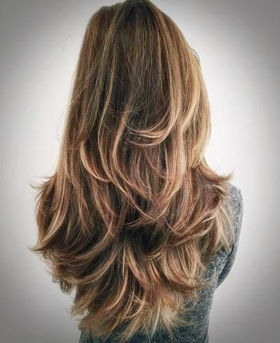 Stylish hairstyles for lengthy hair 2018