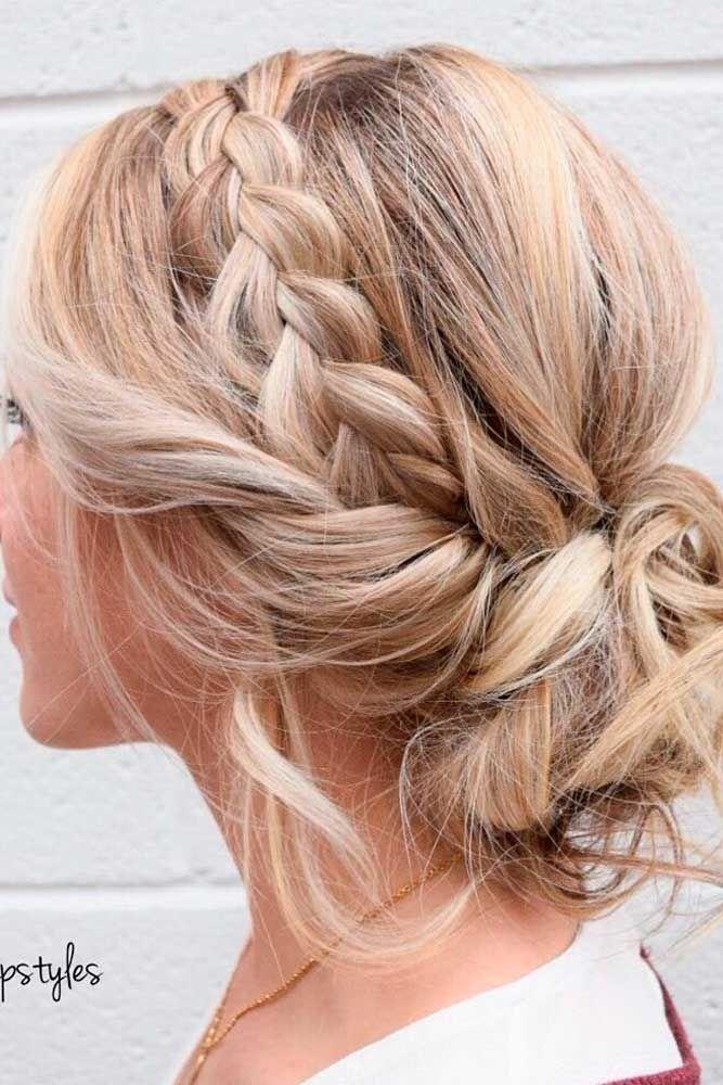 Stylish medium-length hairstyles and cuts ★ See more: glaminati.com / … #fris … –  #cuts …