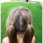 Süße und helle Frisuren für kleine Mädchen - Frisuren - Frisur - Haar Modelle