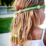 Summer Girl - knitted headband Knitting pattern by Monika Sirna | Knitting Patterns | LoveKnitting