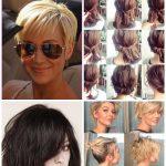 Super Kurz Haarschnitt Stile 2019 | #bobfrisuren2018 #frisuren #trendfrisuren #n...