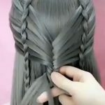 Super easy to try a new #hairstyle ! Download #TikTok today to find more hairsty...,  #Downlo...