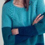 Sweater Stirnband Stulpen - Initiative Handarbeit