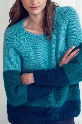 Sweater Stirnband Stulpen – Initiative Handarbeit