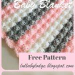 Sweet Dreams Baby Blanket - Free Crochet Pattern