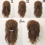 Sweet and easy hairstyle – Graham Blog