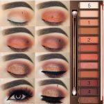 Tägliches braunes smokey Augen Makeup Tutorial #Eyemakeup #eye #eyemakeup #makeup #augenmakeup