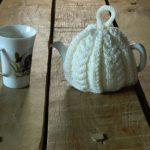 Tee gemütlich, Tee-Liebhaber, Tee-Liebhaber Geschenk, Tee gemütlich gestrickt, handgestrickter Tee gemütlich, Tee gemütlich, Tee Cosies, Kabel stricken, hausgemachte gemütlich, Teekanne gemütlich - Stricken Ideen