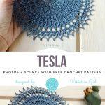 Tesla Free Crochet Pattern