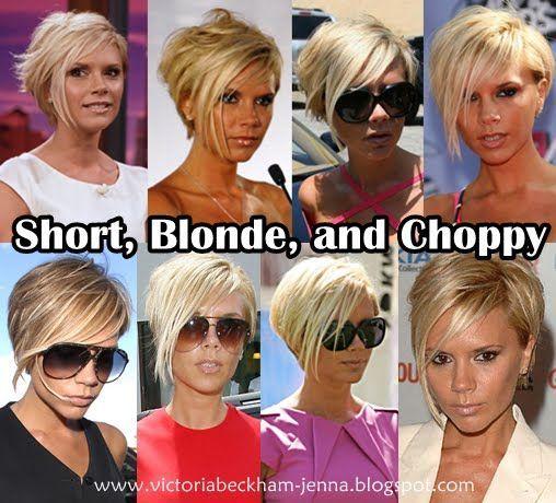 The Diva Herself Victoria Beckham Haircut 6