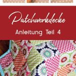 The patchwork blanket border - not so difficult if you the tips and tricks ... -...