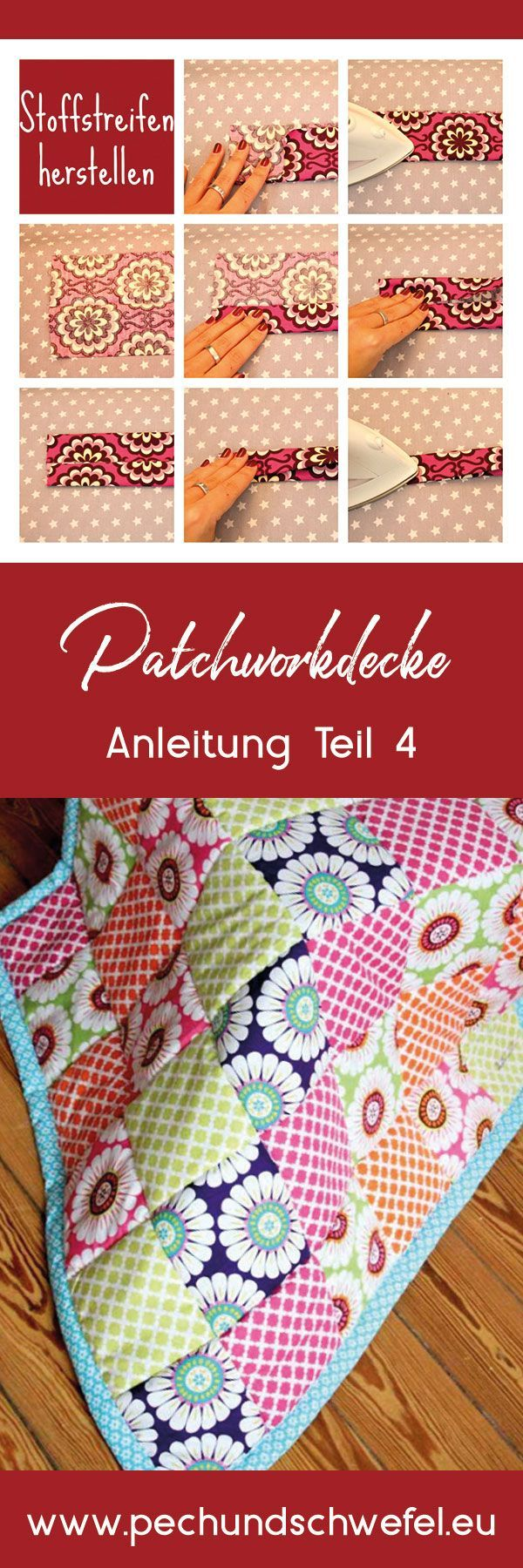 The patchwork blanket border – not so difficult if you the tips and tricks … -…