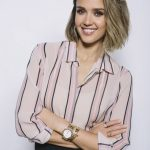 These 8 Jessica Alba Hairstyles are considered as chic hairstyles from all the h...