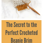 This Crochet Ribbing Technique Will Blow Your Mind