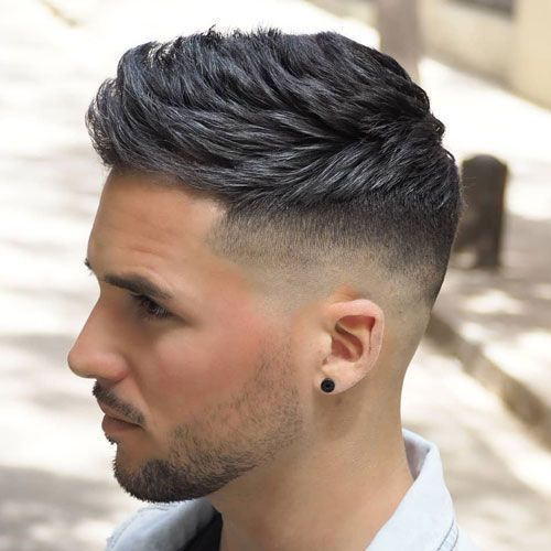 Top 101 Men's Haircuts + Hairstyles For Men (2019 Guide