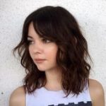 Top 60 Flattering Hairstyles for Round Faces - #ShortHaircut