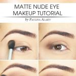 Top 7 Nude Makeup Tutorials For You