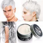 Top-Qualität Farbe Haarfärbemittel Einweg-Haarwachs Weiß Lila Rot Blau Grau G...