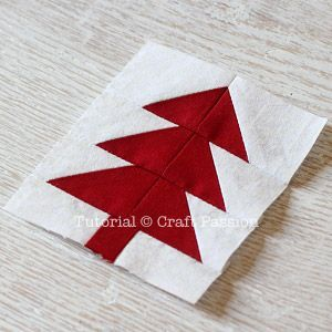 Tree Quilt Block – Free Quilt Pattern   Craft Passion