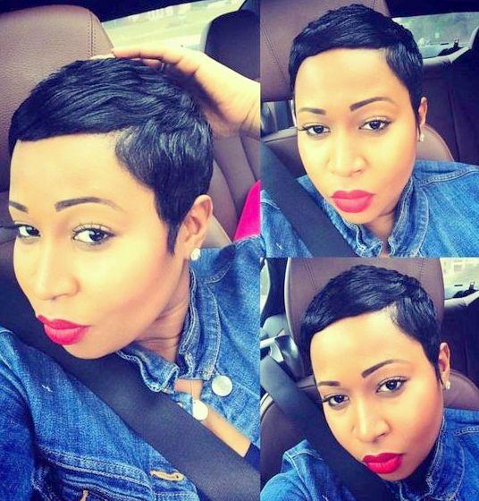 Trend Short Black Hairstyles 2018-2019