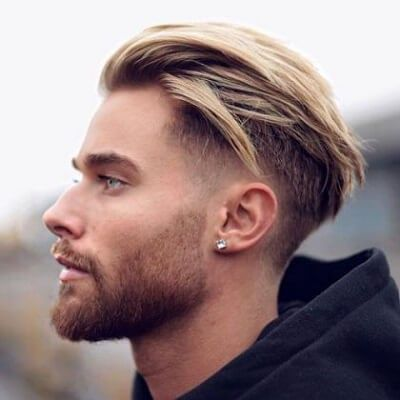 Trend men's hairstyles 2019
