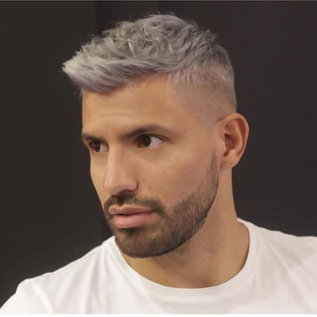 Trendy Frisuren Für Männer Mit Geheimratsecken