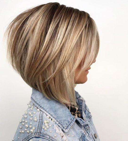 Über 100 kurze Frisuren für feines Haar