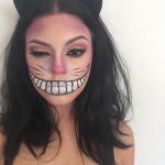 Unsere liebsten Make-up-Ideen für den Fasching #halloween Unsere liebsten Make-...