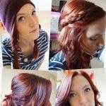 Vier verschiedene Frisuren mit dem Conair Curl Secret #HeartMyHair #ad Vier vers...