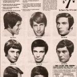 Vintage Haarwerbung: Produkte Stile und tragische Schnitte der 1960er-70er Jahre...