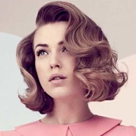 Vintage Hairstyles Short Hair – The UnderCut