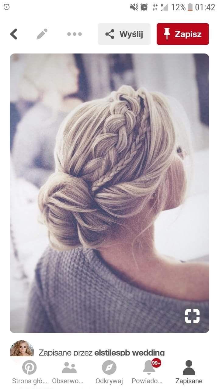 Vraiment comme ça, mais préfère plus bas généralement et ne sais pas où l'accessoire de cheveux irait