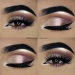 Wedding day makeup for brown eyes looking – #Eye #brown #fur #wedding time