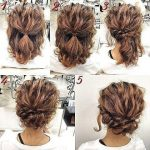 Wedding hairstyle: inspiration from cuts for short hair and ... - #frisuren ... - Mary Haircuts