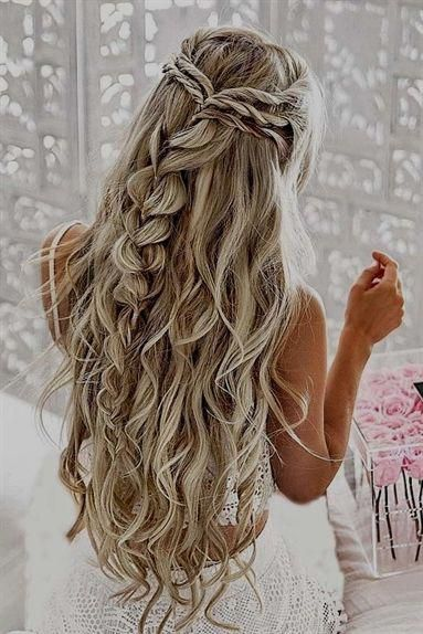 When it comes to wedding hair trends, braided hairstyles have grown in popularit…